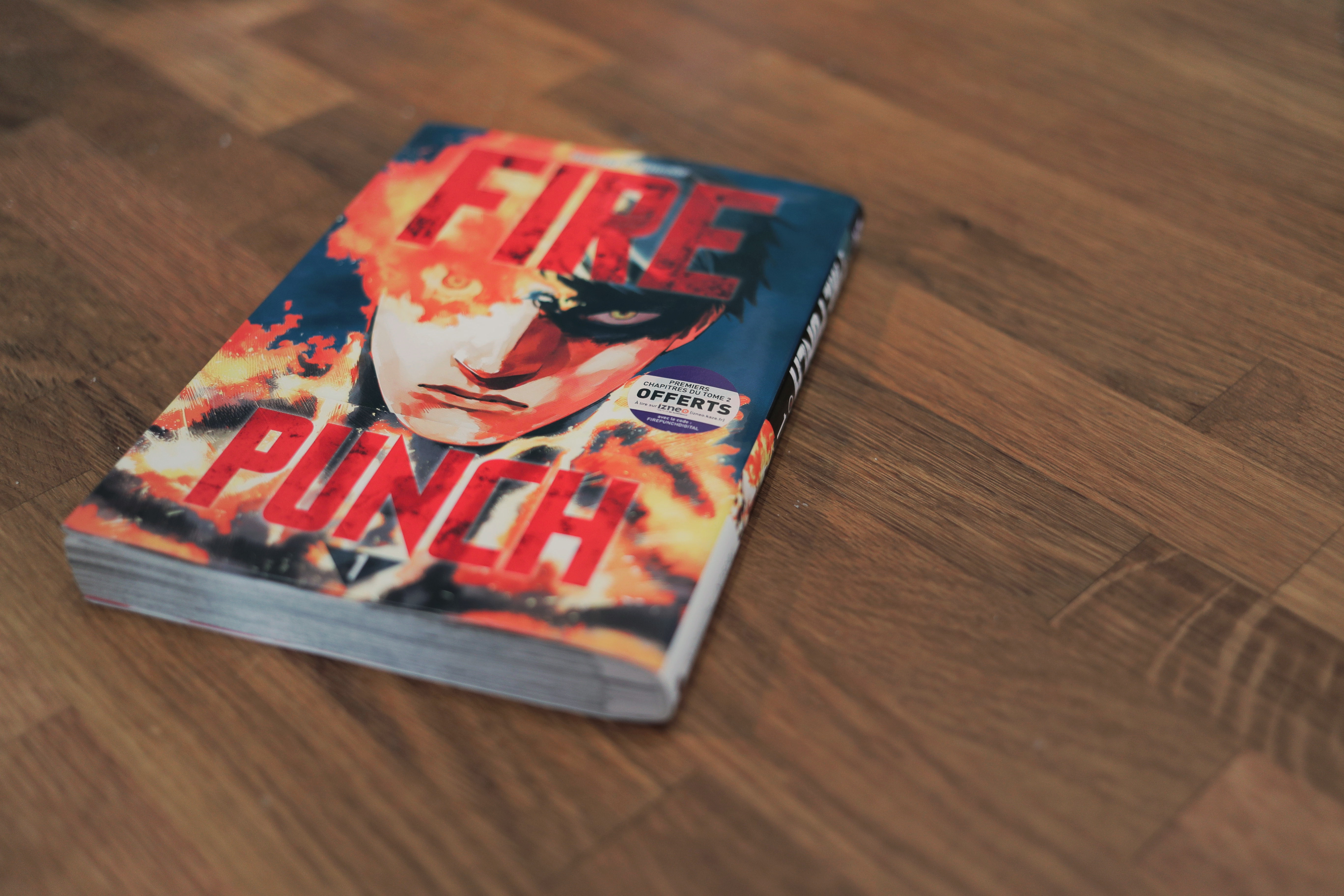 5 raisons de lire Fire Punch (Kazé)